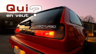 Volvo 480 TURBO EP9 - Résultat final !