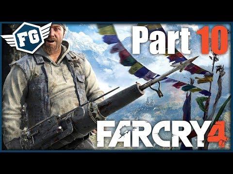 STARÝ ZNÁMÝ A CIHELNA - Far Cry 4 #10 thumbnail