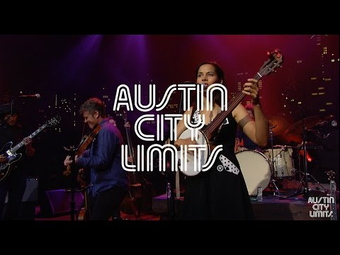 "Rhiannon Giddens on Austin City Limits ""Louisiana Man"""