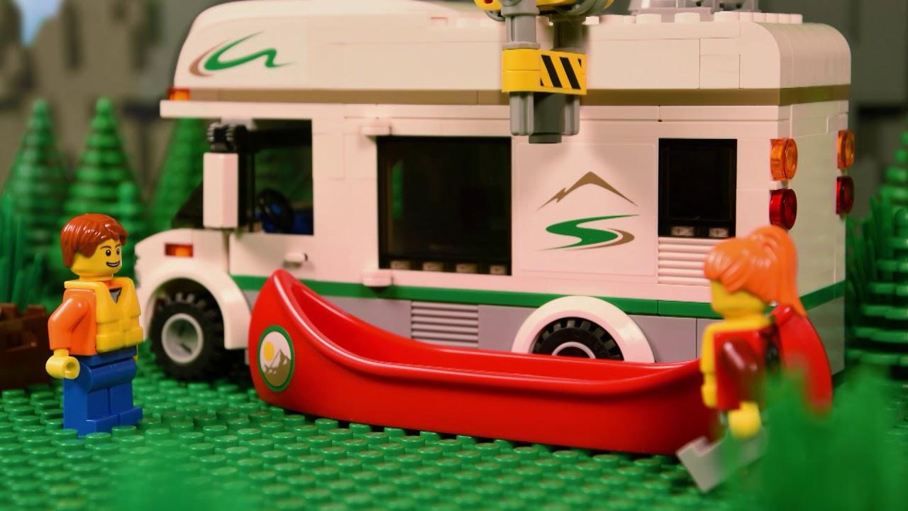 Lego Filme Aus Reinach Youtube
