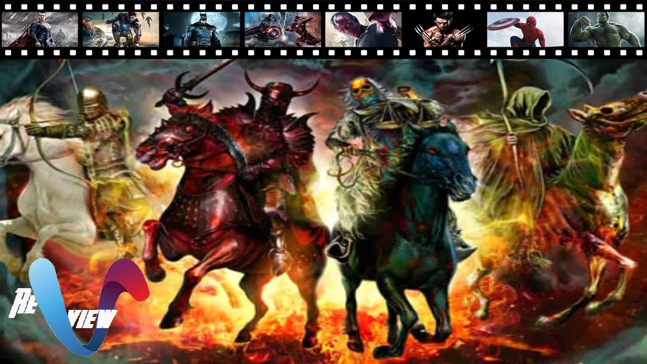 Truyền Thuyết Về 4 Kỵ Sĩ Của Apocalypse
