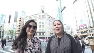 NSND Hồng Vân - Danh hài Hồng Đào - Ghé thăm Tập đoàn DIC