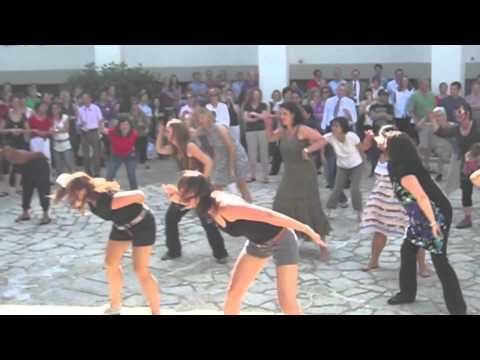 HKIS Flashmob  Choreography by Hilary Thompson
