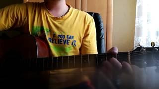 Мёртвые Дельфины - На Моей Луне (Acoustic cover)