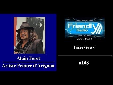 Alain Feret - Interview