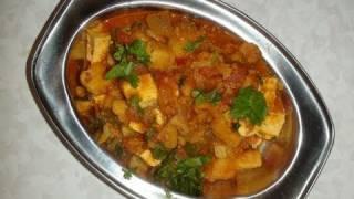 Paneer Vegetable Jalfrezi Or Paneer Korma By Bhavna