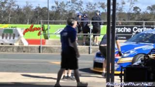V8SC Test Day Qld Raceway