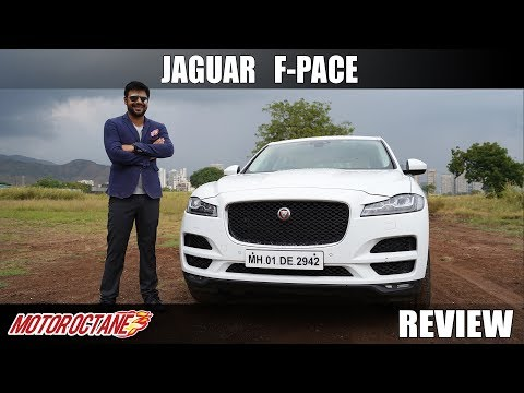 Jaguar F-Pace Review | Hindi | Motoroctane
