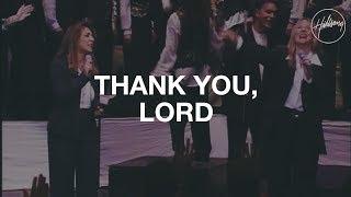 Thank You, Lord - Hillsong Worship