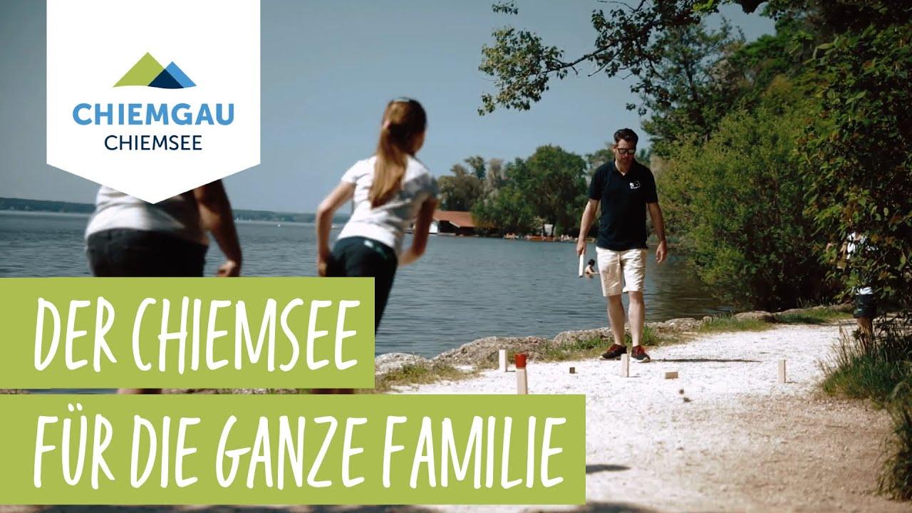Chiemgau g'filmt - #10 Action mit Kids am Chiemsee