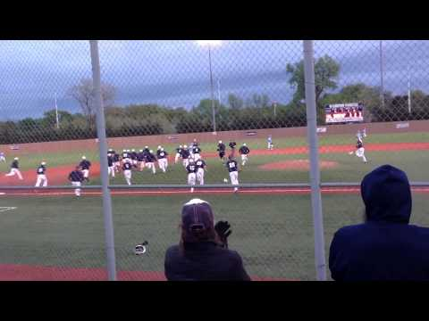 Connor Crimmins and the Ichabod baseball team walkoff winner over UNK