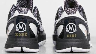 The Story Behind Vanessa, Kobe Bryant, and Nike Basketball