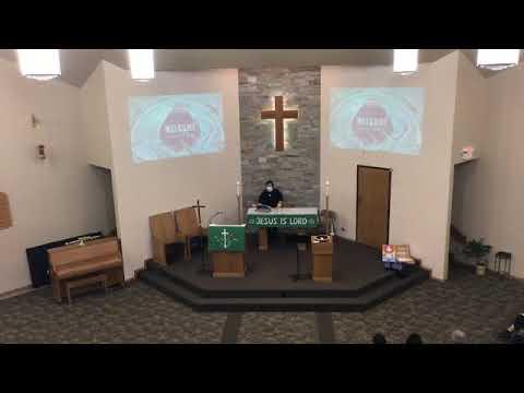 10/4/2020 Sunday Worship W/ Holy Baptism