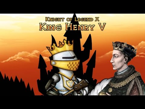 Swords and Sandals Medieval Boss 10: King Henry V