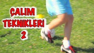 Kübra ile Futbol - Futbolda Çalım Teknikleri 2