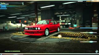 need for speed world bmw m3 e30 sport evolution igc 30 may update