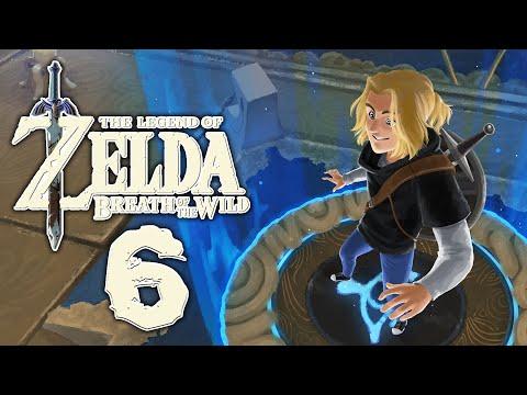 Let's Replay Zelda Breath of the Wild [German][Master-Modus][#6] -