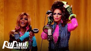 Iconic Drag Race Vocal Performances 🎤 (Compilation) | RuPaul's Drag Race