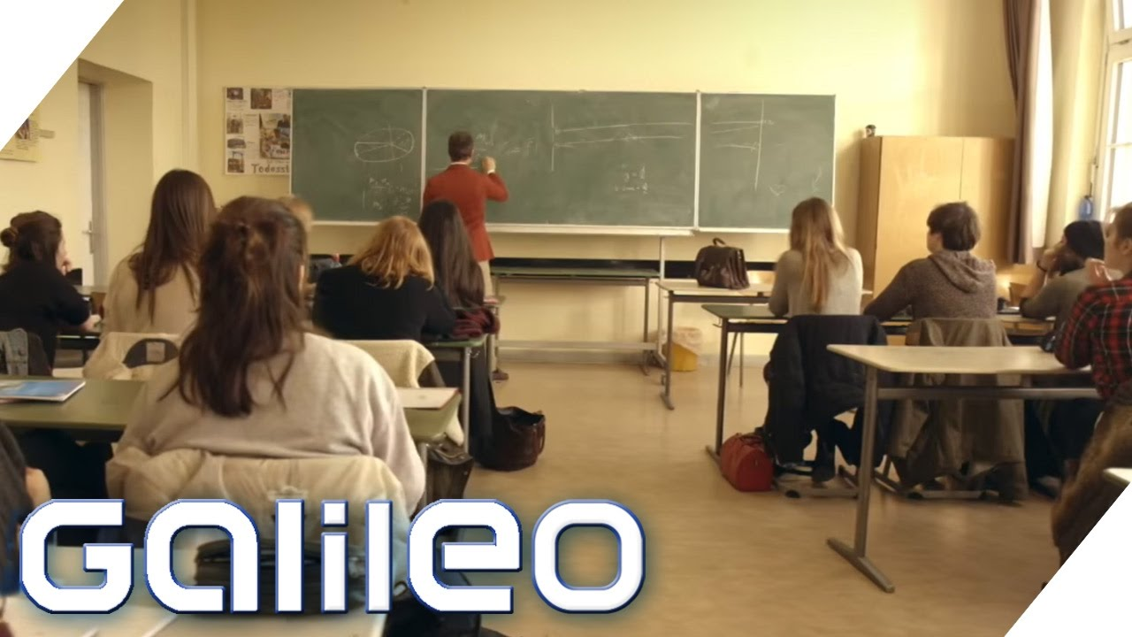 Welche Rechte und Verbote gelten in der Schule wirklich? | Galileo | ProSieben