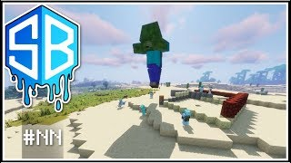 Minecraft - GIANT ZOMBIES & DRAGONS ! Ep.NN - SOURCEBLOCK SMP ( Lets Play )