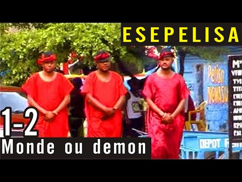 Monde ou Demon 1-2 - Theatre Esepelisa -Viya - Nouvelle Vague - Esepelisa