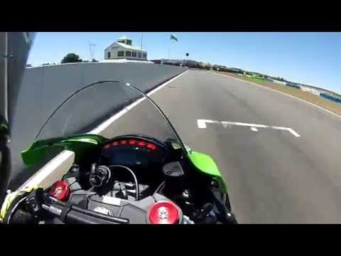 2016 Kawasaki Ninja ZX-10R First Ride Onboard Video
