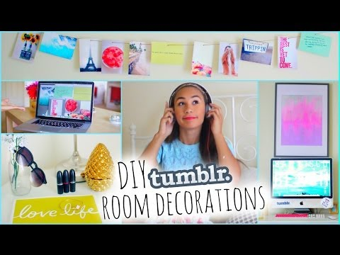 Make Your Room Look Tumblr! ♡ Diy Tumblr Room Decorations