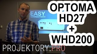 optoma hd27 wifi whd200