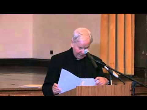 Gk Chesterton On Humor A Lecture By Ian Ker April 4th 2012 Youtube