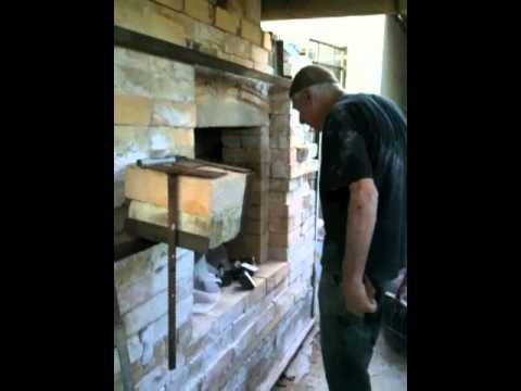 Our New Wood-Fired Kiln