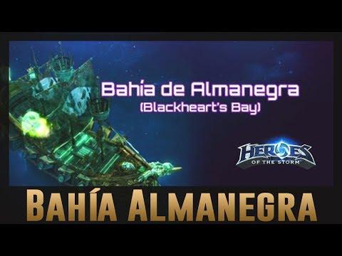 Heroes of the Storm - Bahía de Almanegra
