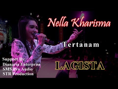 Nella Kharisma - Tertanam (Tony Q Rastafara) Lagista live Semarang Fair 2018 | HD Video Mp3