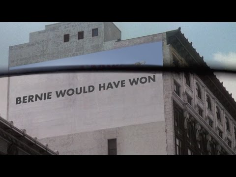 Bernie Would Have Won (music video)