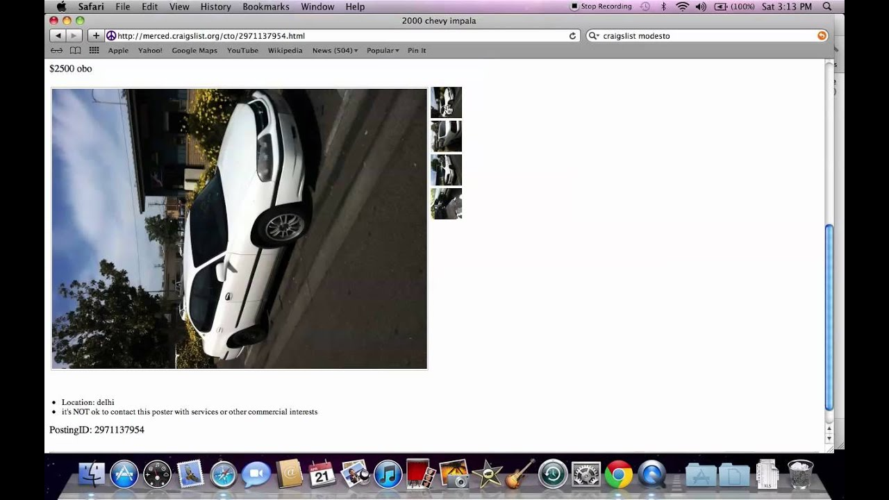 Craigslist Merced Used Cars Under 600 Available For Sale By Owner