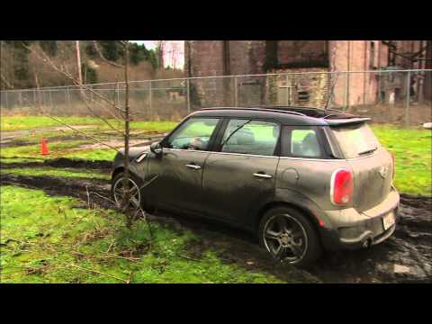 MINI Cooper Countryman S HD Video Review