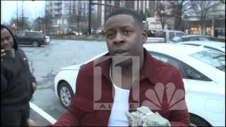 Police Draw Guns On Southern Rapper For Withdrawing $200,000 Cash From His Bank Account!