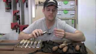 Narex Chisels - Highland Woodworking Product Tour