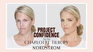 Makeover feat. Vanessa : Project Confidence with Nordstrom & Charlotte Tilbury