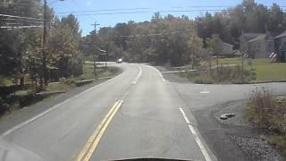 CAR ACCIDENT CAUGHT LIVE ON CAMERA!!! Dash cam in Dumptruck!