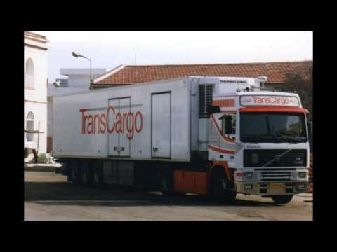 Trucking to the Balkans during the 90ies - slideshow