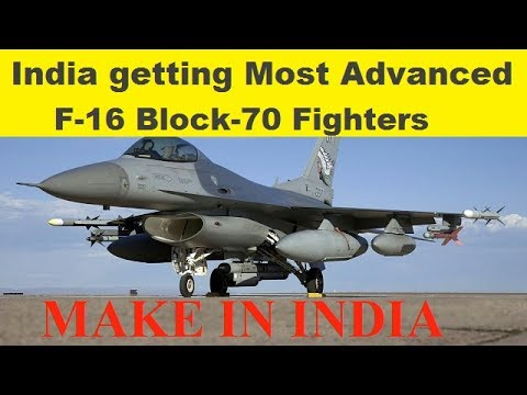 F-16 Production Line to India Lockheed and TATA Group Agreement