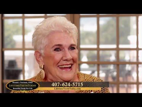 Dental Implants Orlando | Lifetime Teeth Today | Dr. Ronald Trevisani |  All on 4