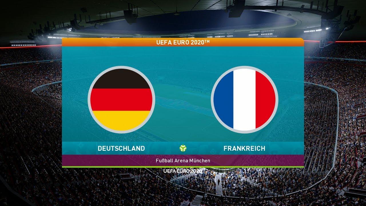 Deutschland Frankreich Halbfinale 2021