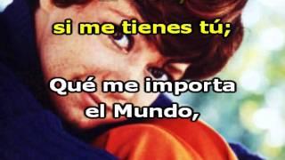 Que Me Importa El Mundo. Subtitulada . Rita Pavone.