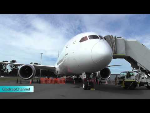 The New Air New Zealand's Boeing 787-9 Dreamliner