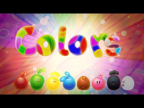 Colors - Toyor Baby English