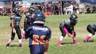 Eric 2015 Waipio Panthers vs Ewa Beach Crush