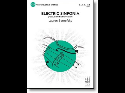 Electric Sinfonia - Lauren Bernofsky