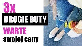 3X DROGIE BUTY WARTE SWOJEJ CENY ShoeLove
