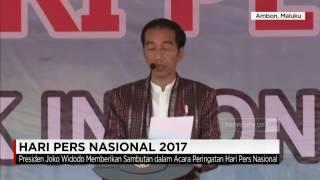 Video Presiden Jokowi Soroti Berita Hoax & Provokasi di Medsos download MP3, 3GP, MP4, WEBM, AVI, FLV Maret 2018